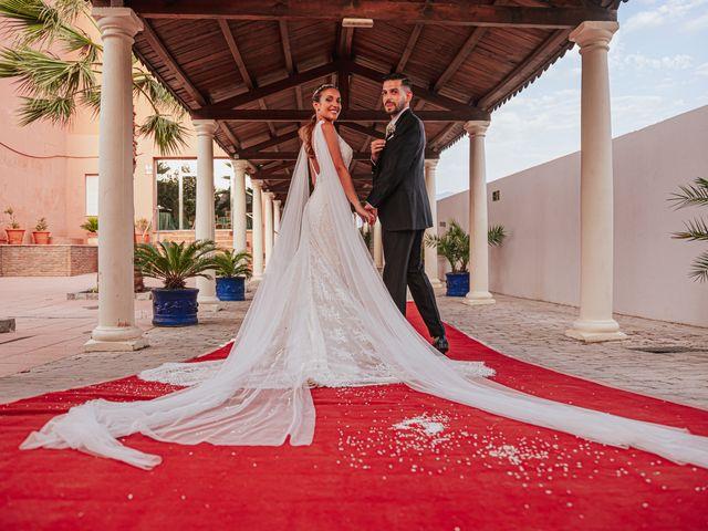 La boda de kevin y Carol en Otura, Granada 48
