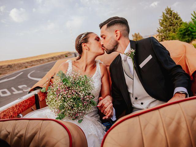 La boda de kevin y Carol en Otura, Granada 50