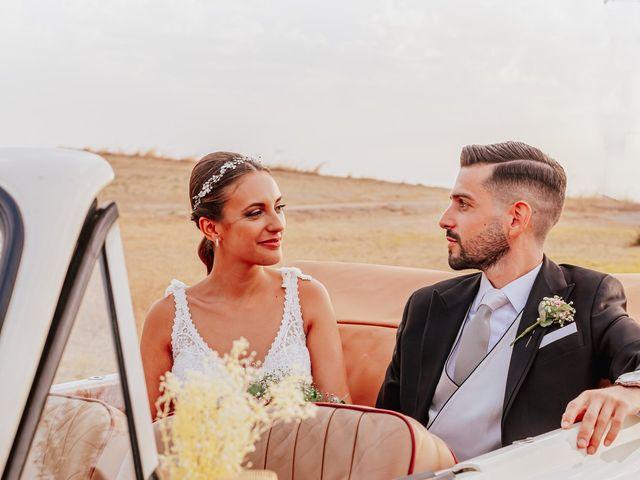 La boda de kevin y Carol en Otura, Granada 51