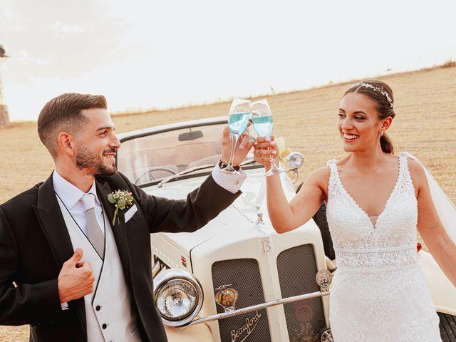 La boda de kevin y Carol en Otura, Granada 53