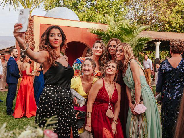 La boda de kevin y Carol en Otura, Granada 57