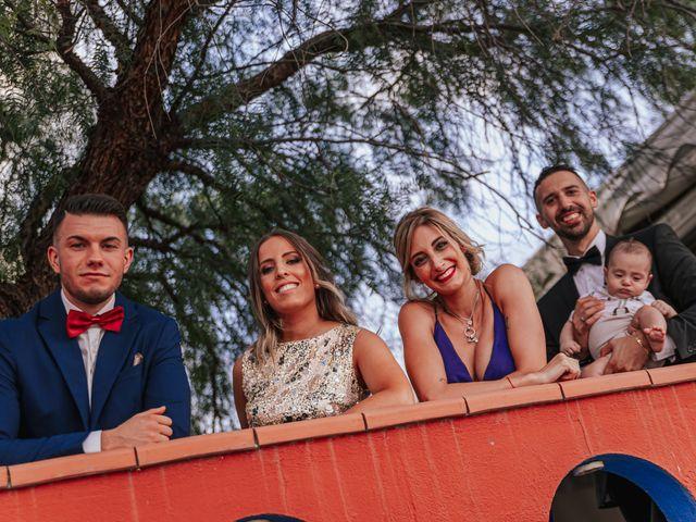 La boda de kevin y Carol en Otura, Granada 58