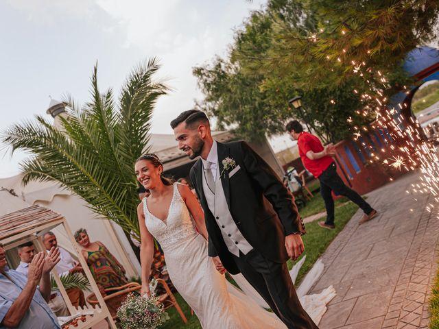La boda de kevin y Carol en Otura, Granada 59