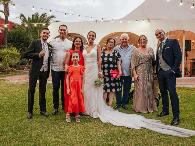 La boda de kevin y Carol en Otura, Granada 65