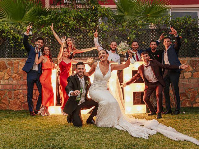 La boda de kevin y Carol en Otura, Granada 66