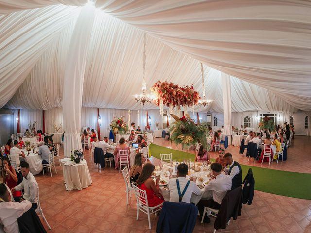 La boda de kevin y Carol en Otura, Granada 73