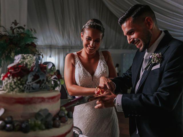 La boda de kevin y Carol en Otura, Granada 77