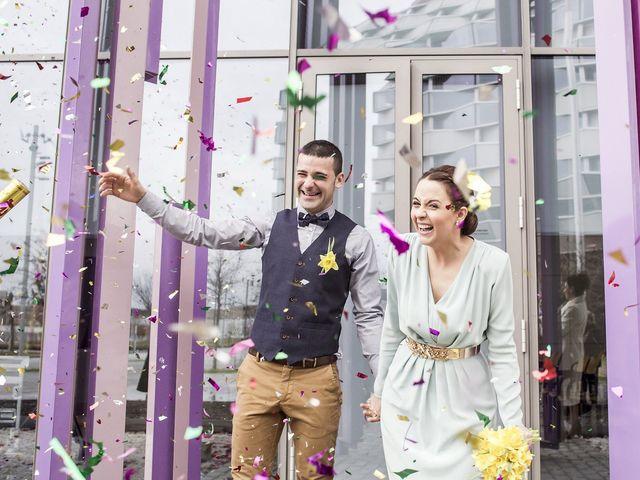 La boda de Ruben y Claudia en Zaragoza, Zaragoza 6