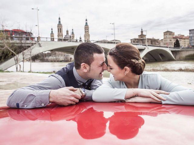 La boda de Ruben y Claudia en Zaragoza, Zaragoza 12