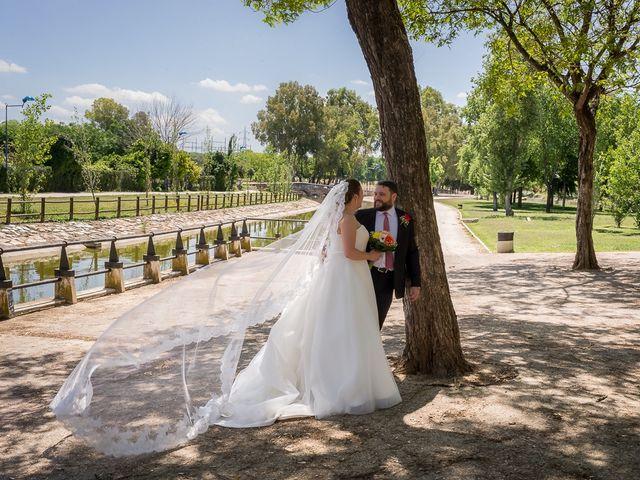 La boda de Vanesa y Alvaro