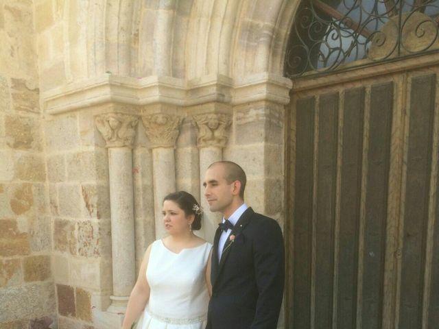 La boda de Cesar y Sara en Zamora, Zamora 4
