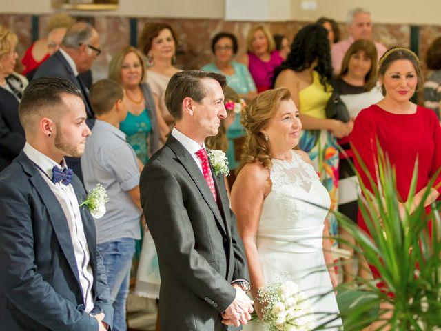 La boda de María Rosa y Juan José