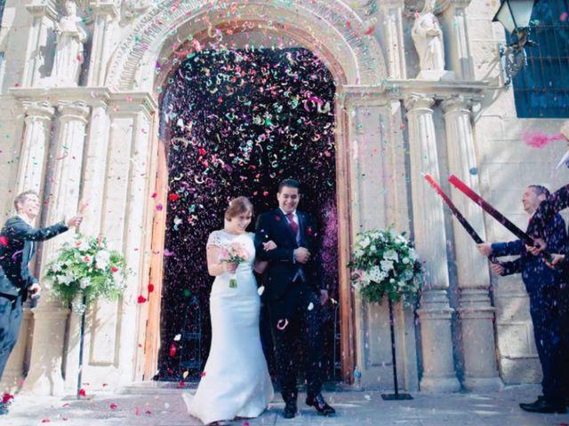 La boda de Sergio  y Jessica  en Alcala La Real, Jaén 4