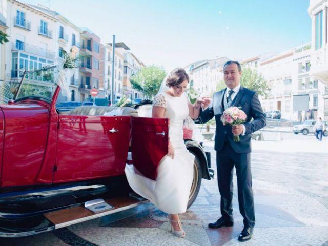 La boda de Sergio  y Jessica  en Alcala La Real, Jaén 8