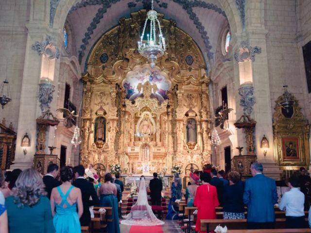 La boda de Sergio  y Jessica  en Alcala La Real, Jaén 9