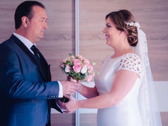 La boda de Sergio  y Jessica  en Alcala La Real, Jaén 10