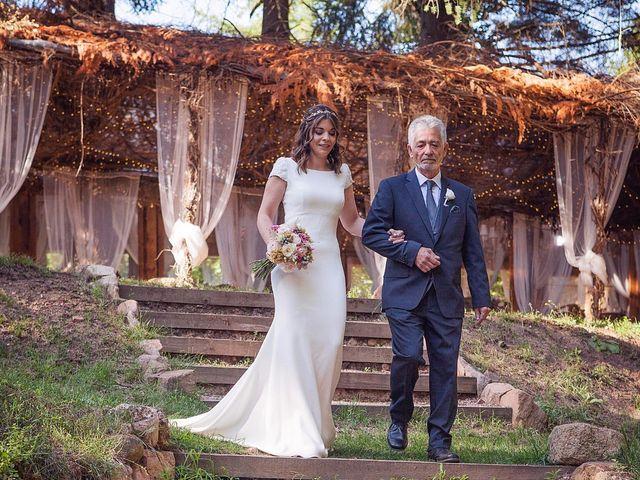 La boda de Angel y Cristina en Vilanova De Sau, Barcelona 10