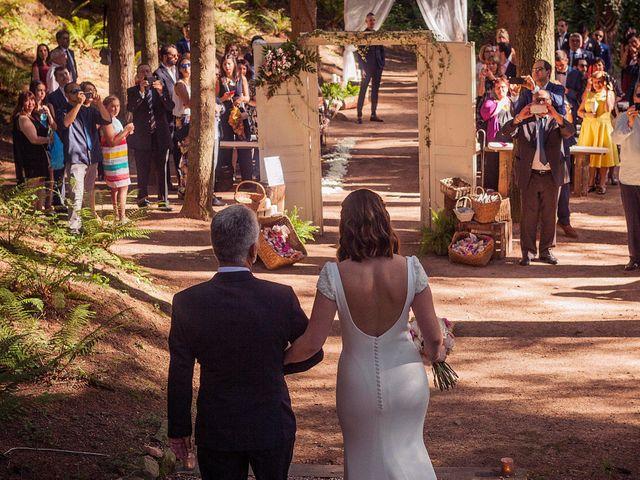 La boda de Angel y Cristina en Vilanova De Sau, Barcelona 3