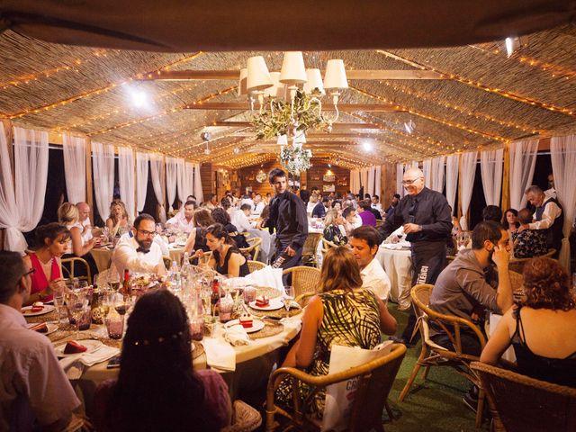 La boda de Angel y Cristina en Vilanova De Sau, Barcelona 16
