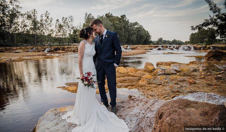 La boda de Juanfe y Maria en Niebla, Huelva