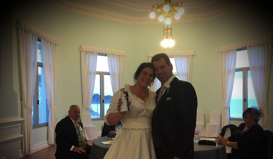 La boda de Kiko y Nuria  en Santander, Cantabria