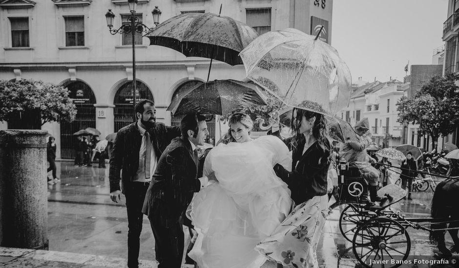 La boda de David y Elena en Sevilla, Sevilla