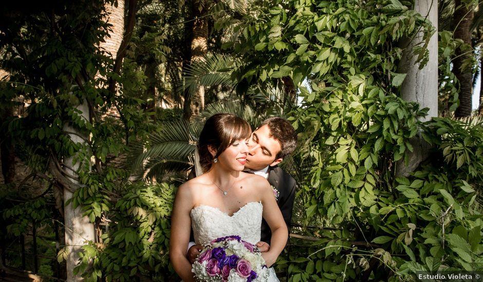 La boda de Jairo y Sandra en Granada, Granada