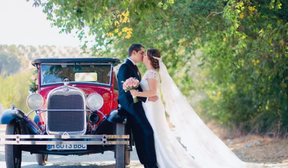 La boda de Sergio  y Jessica  en Alcala La Real, Jaén