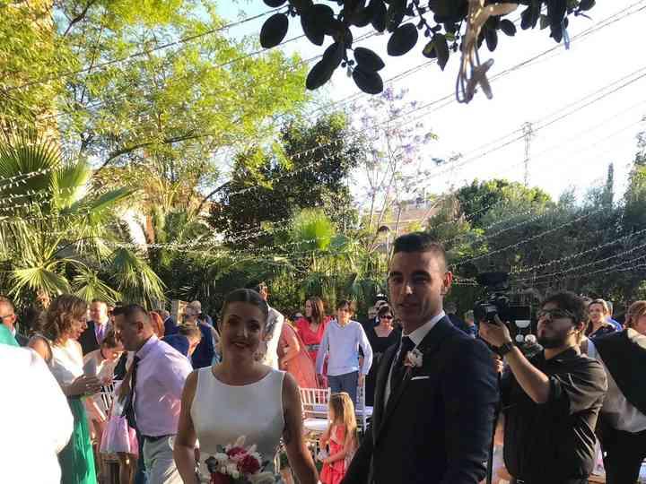 La boda de Mamen y Cristian