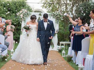 La boda de Leah y Juanjo