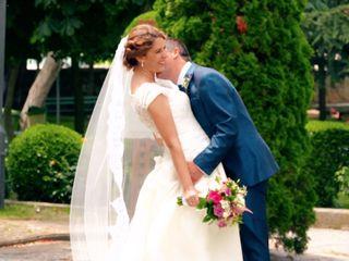 La boda de Noelia y Mario