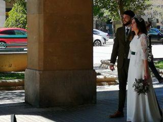 La boda de Berta y Juan