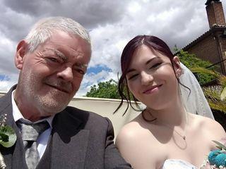 La boda de Kandra y Jonathan 1