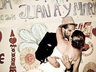 La boda de María y Juan Antonio 1