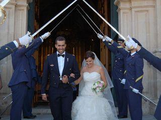 La boda de María y Juan Antonio