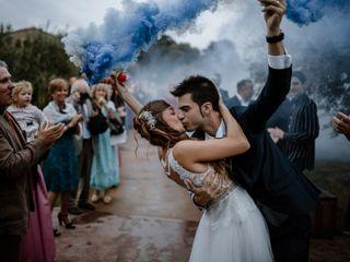 La boda de Montse y Jordi