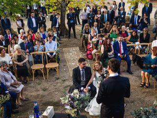 La boda de Irene  y Kike