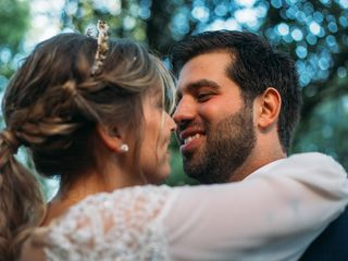 La boda de Cintia y Alberto