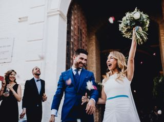 La boda de Pilar y Manu