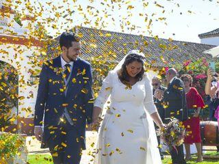 La boda de Alicia y Benito