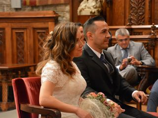 La boda de Yamila y David 2