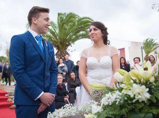 La boda de Naila y Jaume
