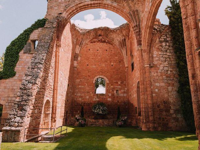 La boda de Miguel y Leticia en Ayllon, Segovia 3