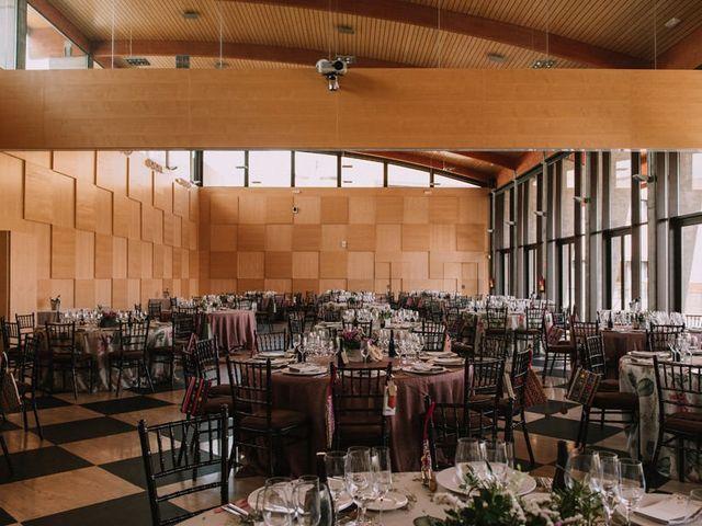La boda de Miguel y Leticia en Ayllon, Segovia 7