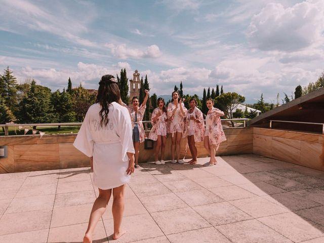 La boda de Miguel y Leticia en Ayllon, Segovia 1