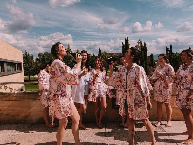 La boda de Miguel y Leticia en Ayllon, Segovia 9