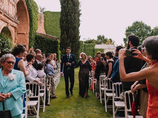 La boda de Miguel y Leticia en Ayllon, Segovia 16