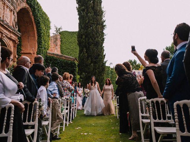 La boda de Miguel y Leticia en Ayllon, Segovia 18
