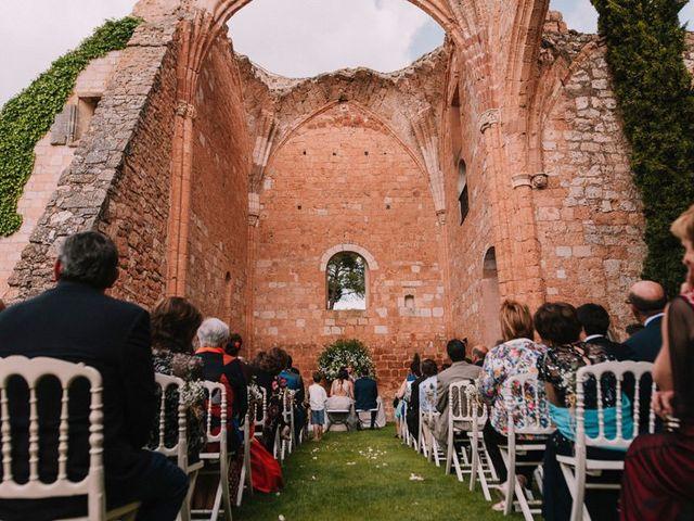 La boda de Miguel y Leticia en Ayllon, Segovia 19