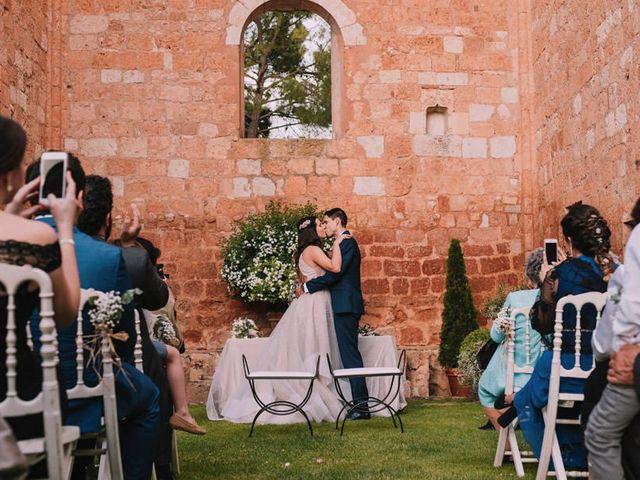 La boda de Miguel y Leticia en Ayllon, Segovia 20